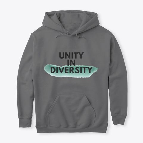 Unity In Diversity Hoodie GN13MA1