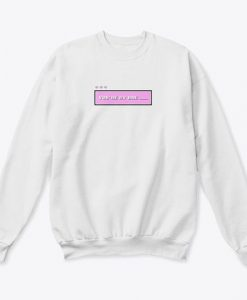 You Are My Bae Sweatshirt FA24MA1