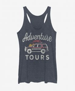 Adventure Car Tours Tanktop AL3A1