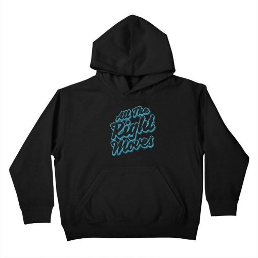 All The Right Chess Hoodie AL3A1