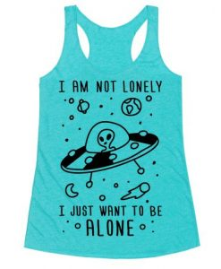 I'm Not Lonely Tank Top FA20A1