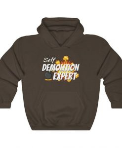 Self Demolition Expert Hoodie EL14A1