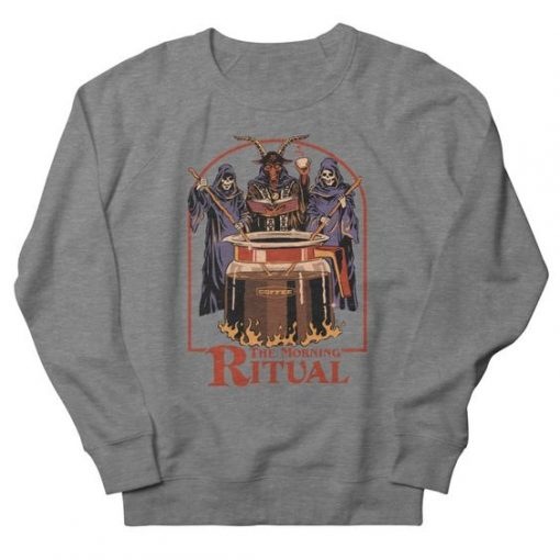 The Morning Ritual Sweatshirt UL5A1