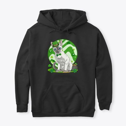 Tonkinese Cat Hoodie FA20A1