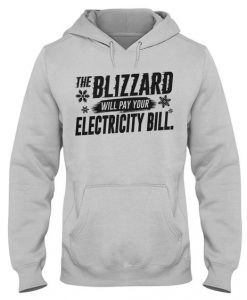 The Blizzard Hoodie SD8M1